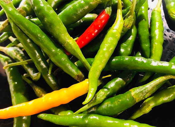 FInger chillies小米辣椒🌶️ 80g
