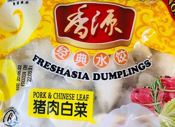 Xiangyuan Pork and Cabbage香源猪肉白菜
