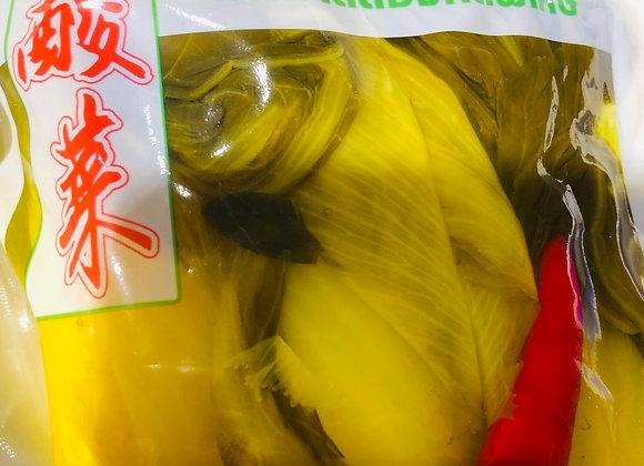 Dragon sauerkraut龙字酸菜
