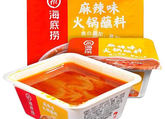 Haidilao spicy hot pot dip海底捞麻辣火锅蘸料
