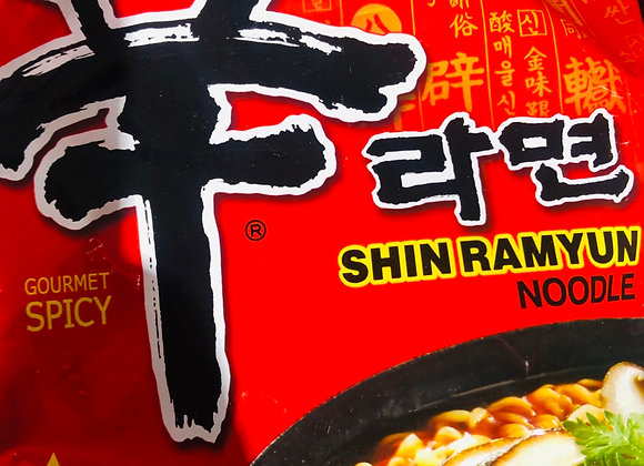 Spicy noodles辛拉面/包