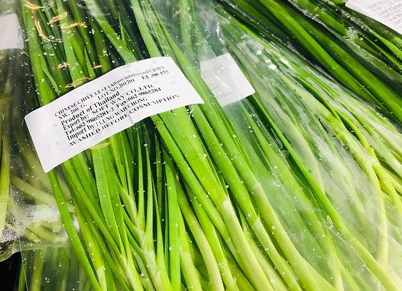 Chives 韭菜/包 bag