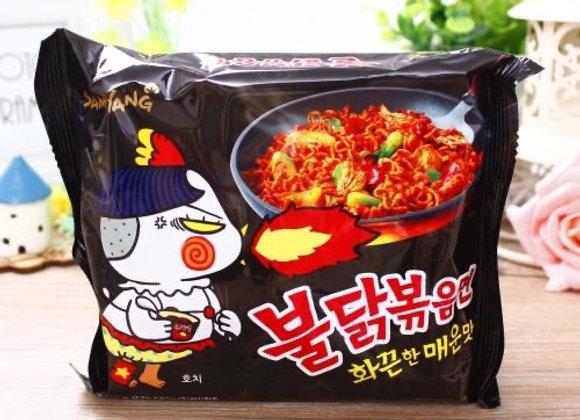 Three kinds of Turkey noodles三养火鸡面/5包