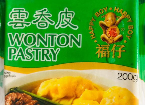 Fortune wonton skin福仔云吞皮/200g