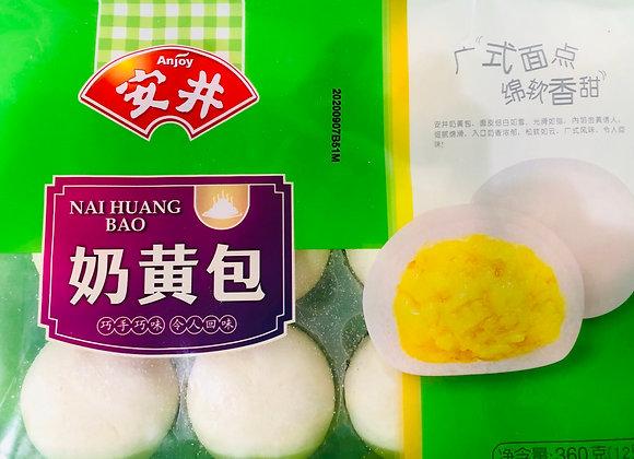 Anjing brand milk yellow bag 安井牌奶黄包/包