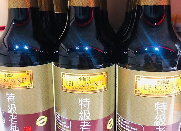 Lee kum kee super dark soy sauce李锦记特级老抽/500ml