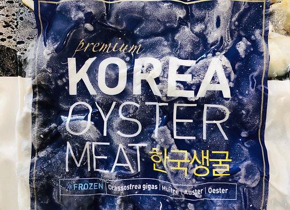 韩国进口蚝肉/1LB