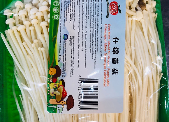 Sets mixta .mixed mushroom什锦菌菇/400g