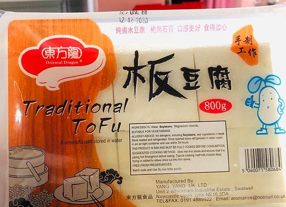 东方龙板豆腐 800克 OD Traditional Tofu