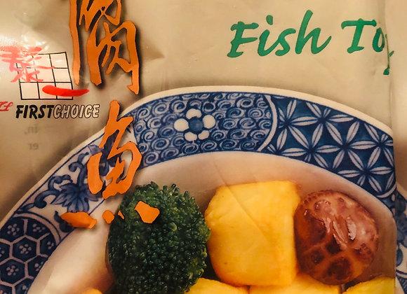 Fish tofu泰一鱼豆腐/包