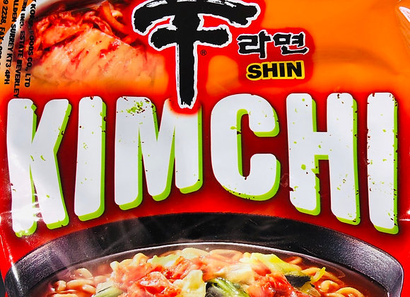 Spicy kimchi ramen辛心泡菜拉面