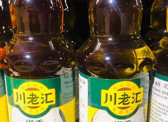 Chuanlaohui zanthoxylum oil川老花掓油/210ml