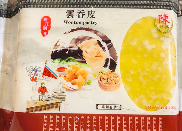 Cantonese wonton skin广式云吞皮/200g