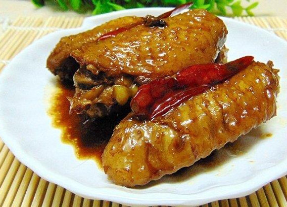 Marinated chicken wings卤鸡翅/盒
