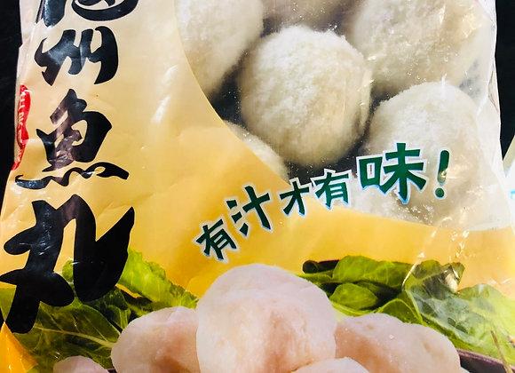 Fuzhou fish balls福州鱼丸