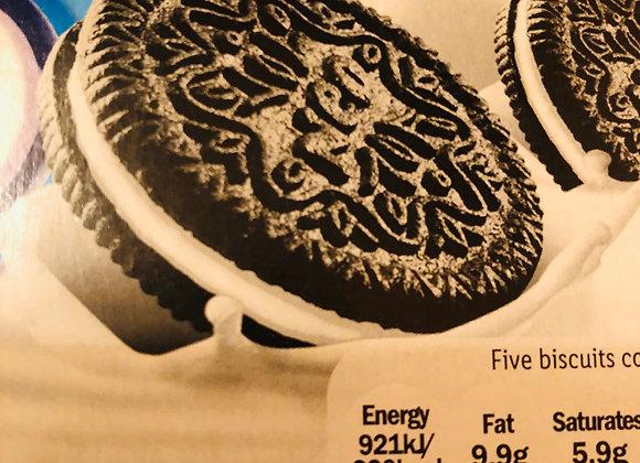 vanilla chocolate biscuit 香草巧克力饼干/盒