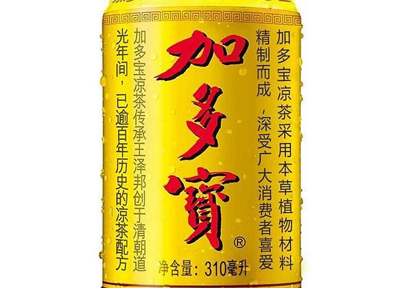 Jiaduobao herbal tea加多宝凉茶