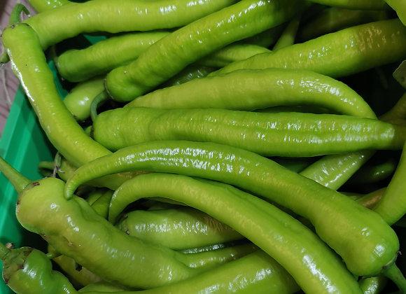 Long Green Chilli 虎皮尖椒 /500g