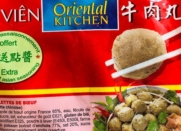 Wanxing beef meatballs万兴牛肉丸/250g