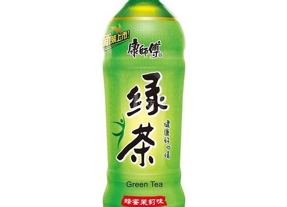 Master Kong green tea康师傅绿茶