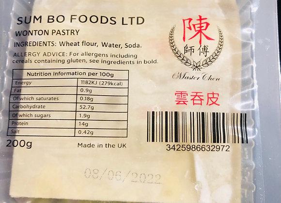 Shanghai wonton skin上海云吞皮/200g