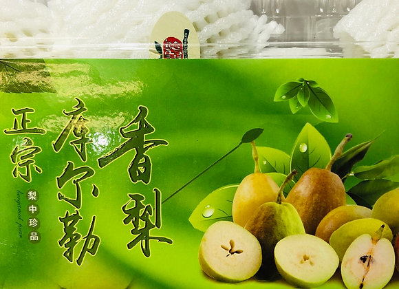Xinjiang fragrant pear新疆香梨/盒
