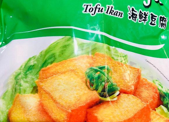 Mushroom brand fish tofu蘑菇牌鱼豆腐/包500g