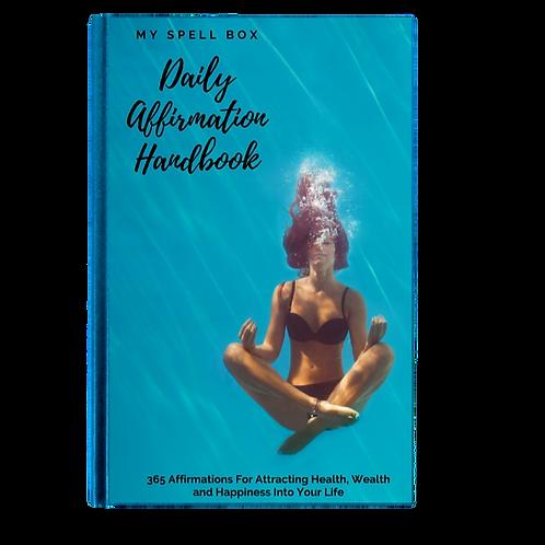 Daily Affirmation Handbook