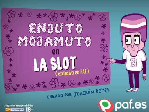 New Paf Studio Game: Spanish Slot, Enjuto Mojamuto