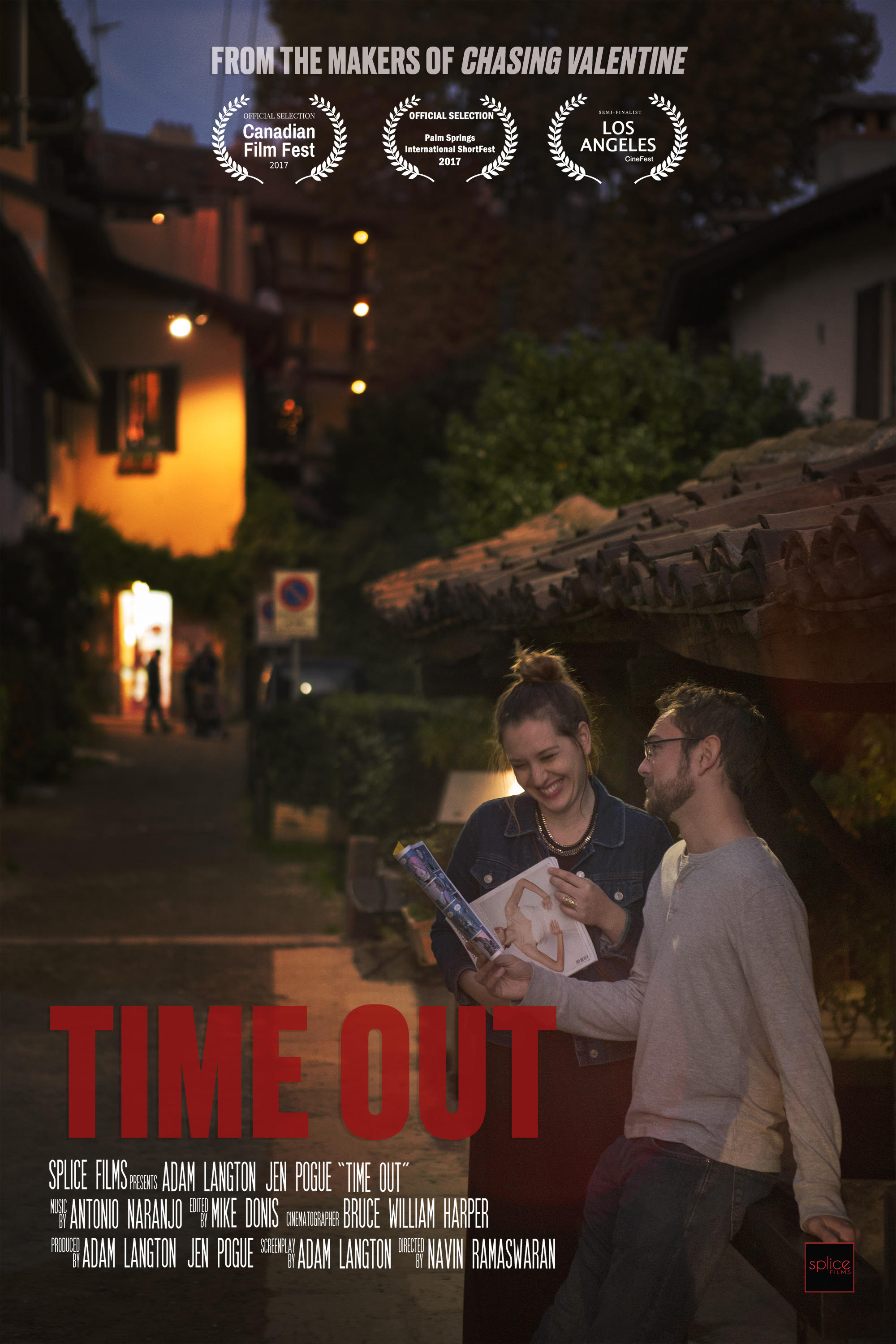 Time Out, Short Film