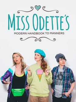 MISS ODETTE - 2016 IPF Pitch