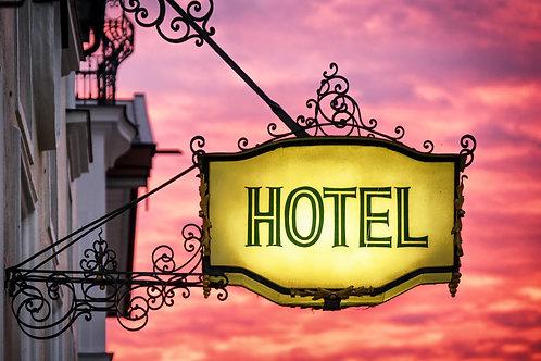 PURGATORY HOTEL BY ALEXANDER K. WHITTINGTON