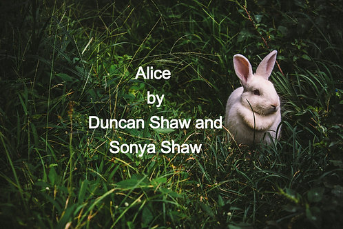 Alice by Sonya Shaw and Duncan Shaw