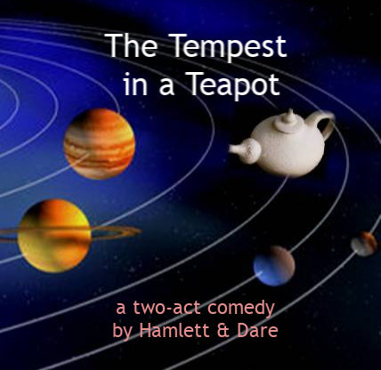 The Tempest in a Teapot by Christina Hamlett and Jamie Dare