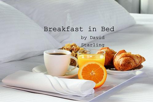 Breakfast in Bed by David Starling