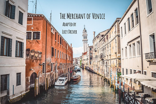 The Merchant of Venice adapted by Lucy Driver