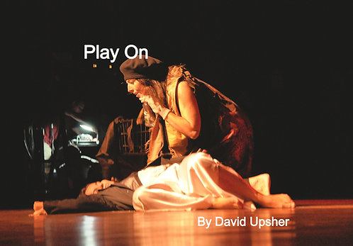 PLAY ON  by DAVID UPSHER
