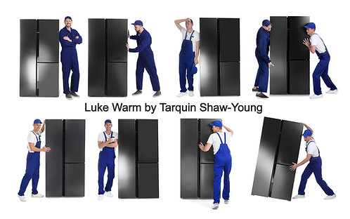 Luke Warm by Tarquin Shaw-Young