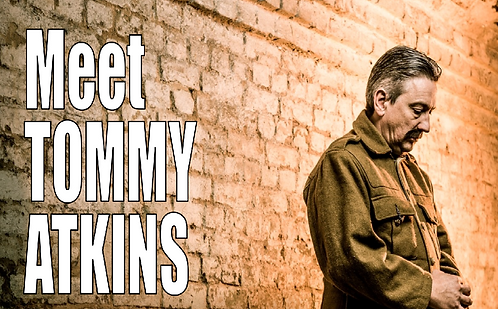 Meet Tommy Atkins by Peter Gill