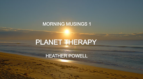 Morning Musings by Heather Powell