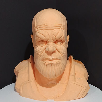 Скульптура из пенопласта