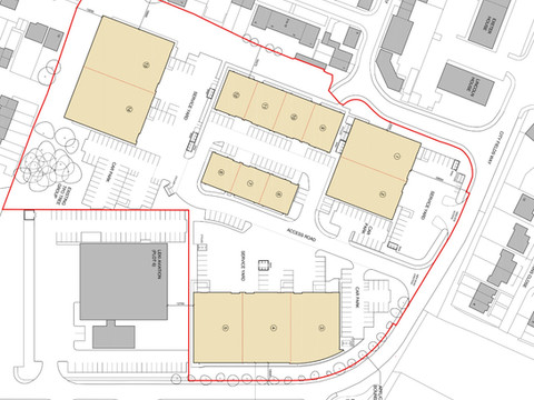 Plots 1 – 5 Chichester Business Park, West Sussex
