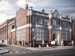 Plumstead Library, Plumstead, London