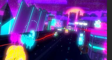 Neon Wasteland Screen 4