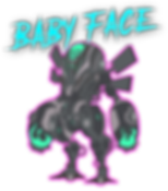 Neon Wasteland - Baby Face