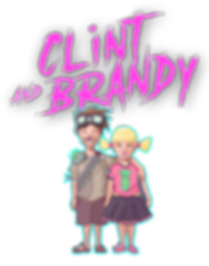 Neon Wasteland - Clint and Brandy