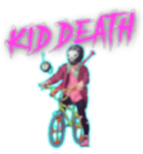 Neon Wasteland - Kid Death