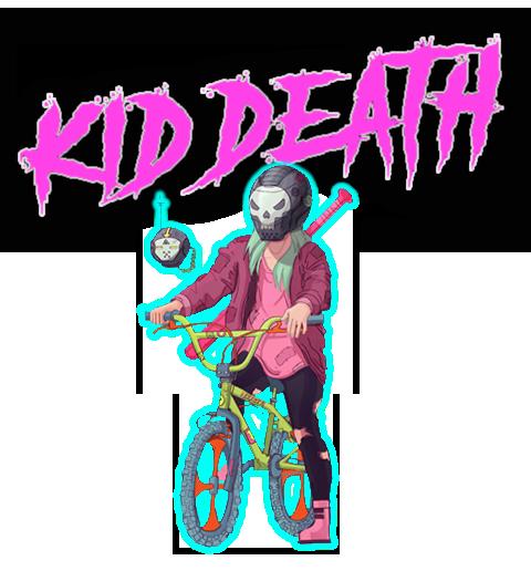 Neon Wasteland - Kid Death