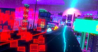 Neon Wasteland Screen 3