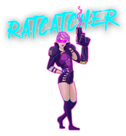 Neon Wasteland - Ratcatcher